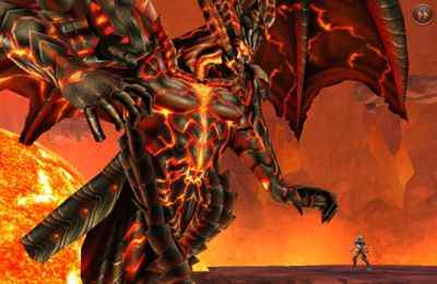 Screenshots of the CHAOS RINGS II game for iPhone, iPad or iPod.