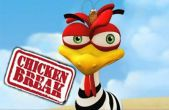 In addition to the game Asphalt Audi RS 3 for iPhone, iPad or iPod, you can also download Chicken Break for free