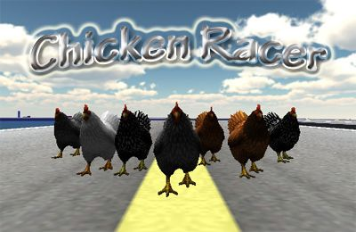 Screenshots of the Chicken Racer game for iPhone, iPad or iPod.