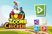In addition to the game PREDATORS for iPhone, iPad or iPod, you can also download Chicken Zooma for free