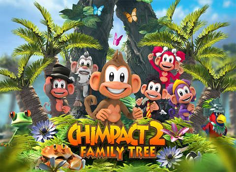 Download Chimpact 2: Family tree iPhone free game.