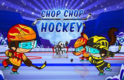Screenshots of the Chop Chop Hockey game for iPhone, iPad or iPod.