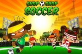 In addition to the game Blitz Brigade – Online multiplayer shooting action! for iPhone, iPad or iPod, you can also download Chop chop: Soccer for free