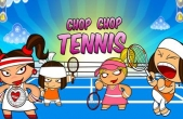 In addition to the game Tank Battle for iPhone, iPad or iPod, you can also download Chop Chop Tennis for free