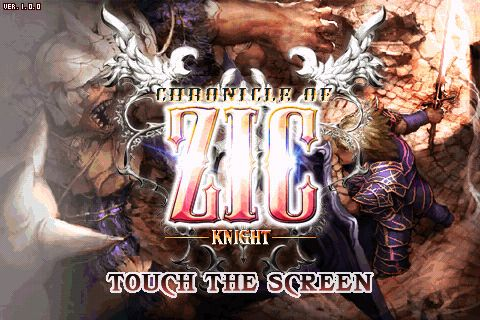 Download Chronicle of ZIC: Knight Edition iPhone free game.