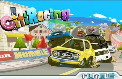 Screenshots of the Citi Racing game for iPhone, iPad or iPod.
