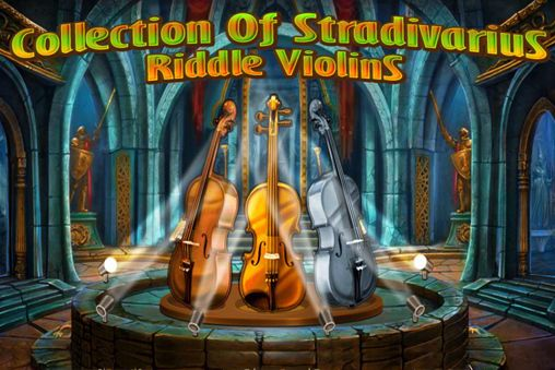 Download Collection of Stradivarius: Riddle violins iPhone free game.