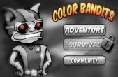 In addition to the game Super Badminton for iPhone, iPad or iPod, you can also download Color Bandits for free