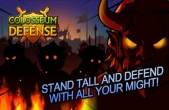 In addition to the game Where's My Summer? for iPhone, iPad or iPod, you can also download Colosseum Defense for free