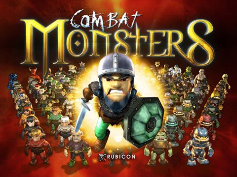 Download Combat Monsters iPhone free game.