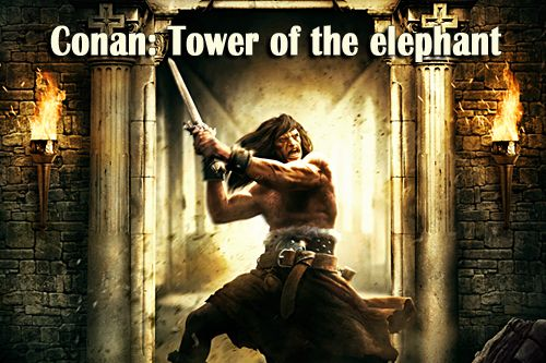 Download Conan: Tower of the elephant iPhone free game.