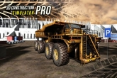 In addition to the game Giant Boulder of Death for iPhone, iPad or iPod, you can also download Construction truck: Simulator for free