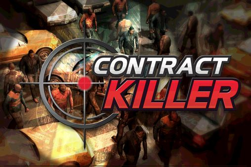 Download Contract killer iPhone free game.