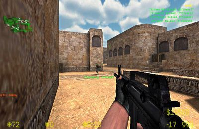 Screenshots of the Counter Strike game for iPhone, iPad or iPod.