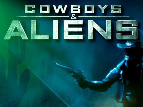 Download Cowboys & aliens iPhone free game.