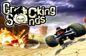 In addition to the game Turbo Racing League for iPhone, iPad or iPod, you can also download Cracking Sands for free