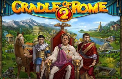 Screenshots of the Cradle of Rome 2 game for iPhone, iPad or iPod.