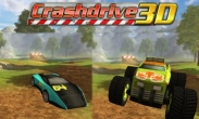 In addition to the game Super Badminton for iPhone, iPad or iPod, you can also download Crash drive 3D for free
