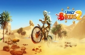 In addition to the game Hero of Sparta 2 for iPhone, iPad or iPod, you can also download Crazy Bikers 2 for free