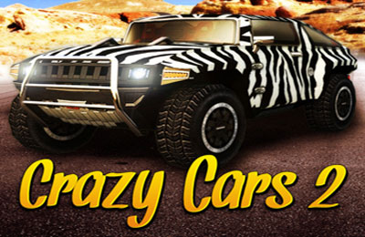 Screenshots of the Crazy Cars 2 game for iPhone, iPad or iPod.