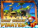 In addition to the game Angry Birds for iPhone, iPad or iPod, you can also download Crazy Chicken: Pirates - Christmas Edition for free
