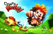 In addition to the game Ice Age Village for iPhone, iPad or iPod, you can also download Crazy Hedgy for free