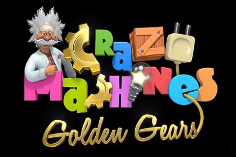 Download Crazy machines: Golden gears iPhone free game.