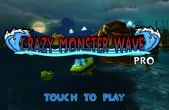 In addition to the game Wedding Dash Deluxe for iPhone, iPad or iPod, you can also download Crazy Monster Wave for free