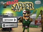 In addition to the game Last Front: Europe for iPhone, iPad or iPod, you can also download Crazy Sapper for free