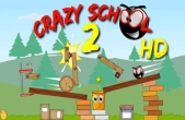 In addition to the game Bad Piggies for iPhone, iPad or iPod, you can also download Crazy School 2 for free