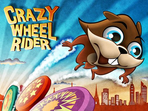 Download Crazy wheel rider iPhone free game.