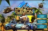 In addition to the game Cricket Game for iPhone, iPad or iPod, you can also download CrazyLegion for free