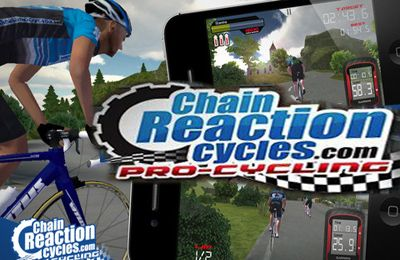 Download CRC Pro-Cycling iPhone free game.