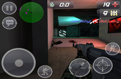 Screenshots of the Critical Missions: SWAT game for iPhone, iPad or iPod.