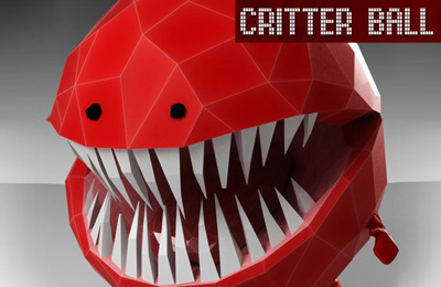 Screenshots of the Critter Ball game for iPhone, iPad or iPod.