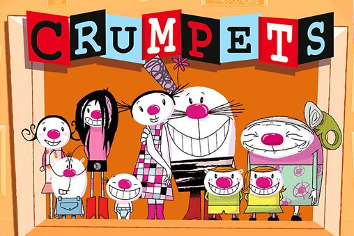 Screenshots of the Crumpets game for iPhone, iPad or iPod.