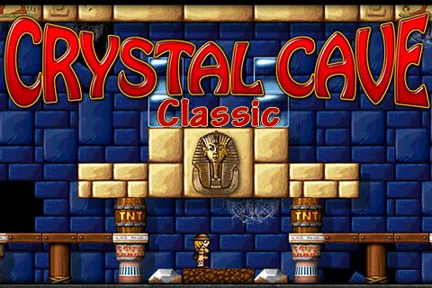 Download Crystal cave: Classic iPhone free game.