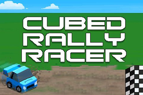 Download Cubed rally racer iPhone free game.