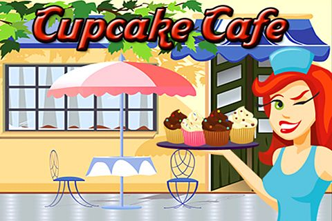 Download Cupcake cafe! iPhone free game.