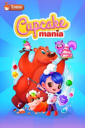 Download Cupcake mania iPhone free game.