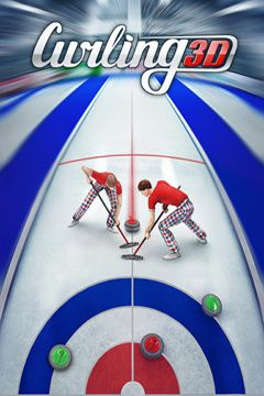 Screenshots of the Curling 3D game for iPhone, iPad or iPod.