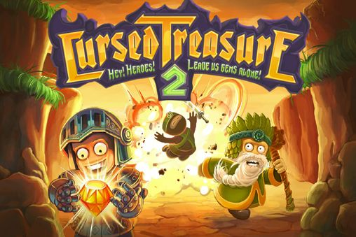 Download Cursed treasure 2 iPhone free game.