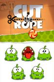 In addition to the game Angry birds Rio for iPhone, iPad or iPod, you can also download Cut the Rope for free