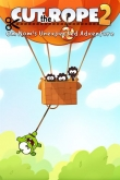 In addition to the game Deathsmiles for iPhone, iPad or iPod, you can also download Cut the rope 2: Om-Nom's unexpected adventure for free