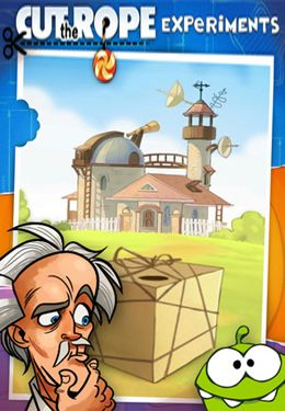 Download Cut the Rope: Experiments iPhone free game.