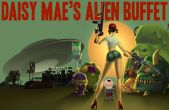In addition to the game QBeez for iPhone, iPad or iPod, you can also download Daisy Mae's Alien Buffet for free