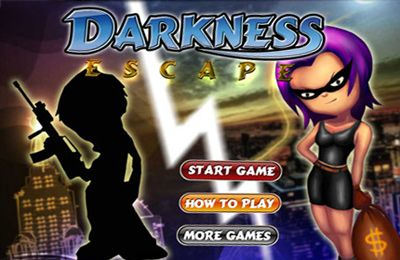 Download Darkness Escape Deluxe iPhone free game.