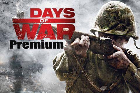 Download Days of war: Premium iPhone free game.
