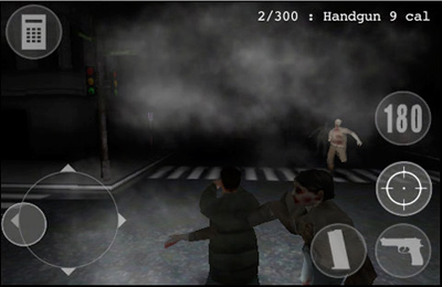 Screenshots of the Dead Strike game for iPhone, iPad or iPod.