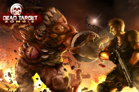 Download Dead target: Zombie iPhone free game.